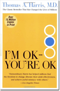 Minister Training Text book 2 - I'm OK You're OK - Thomas Harris